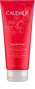 Caudalie Figue De Vigne sprchový gel pro ženy 200 ml