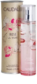 Caudalie Rose de Vigne eau de toilette pentru femei 50 ml