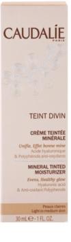 Caudalie Teint Divin mineralische, feuchtigkeitsspendende Tönungscreme
