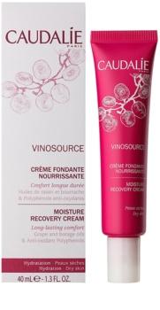 Caudalie Vinosource megújító hidratáló krém száraz bőrre