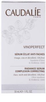Caudalie Vinoperfect rozjasňujúce sérum proti pigmentovým škvrnám