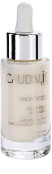 Caudalie Vinoperfect élénkítő szérum a pigment foltok ellen