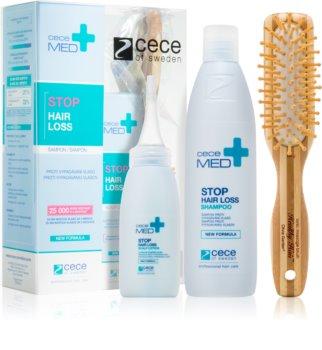 Cece of Sweden Cece Med  Stop Hair Loss kozmetični set I. (za redke lase) za ženske
