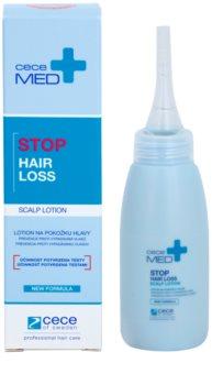 Cece of Sweden Cece Med  Stop Hair Loss tonic pentru par impotriva caderii parului