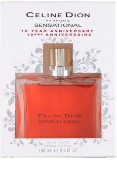 Celine Dion Sensational 10 anniversary eau de toilette nőknek 100 ml