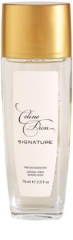 Celine Dion Signature déodorant avec vaporisateur pour femme 75 ml
