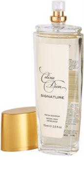 Celine Dion Signature deodorant s rozprašovačem pro ženy 75 ml