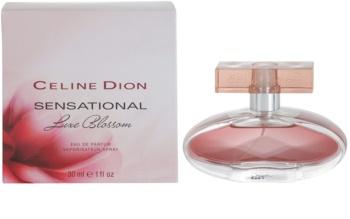Celine Dion Sensational Luxe Blossom Eau de Parfum para mulheres 30 ml