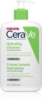 CeraVe Cleansers émulsion nettoyante effet hydratant