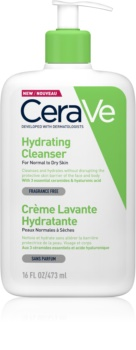 CeraVe Cleansers emulsja oczyszczająca o dzłałaniu nawilżającym