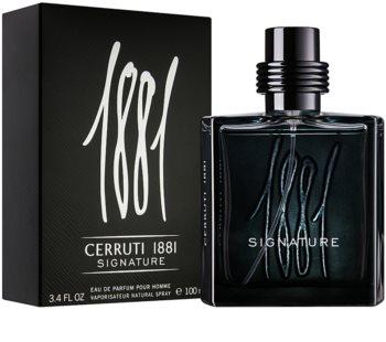 Cerruti 1881 Signature eau de parfum pour homme 100 ml