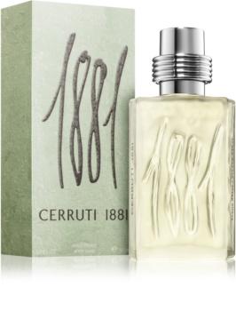 Cerruti 1881 pour Homme borotválkozás utáni arcvíz férfiaknak 50 ml