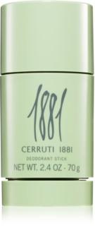 Cerruti 1881 pour Homme dédorant stick pour homme 70 g