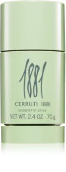 Cerruti 1881 pour Homme dédorant stick pour homme 75 g