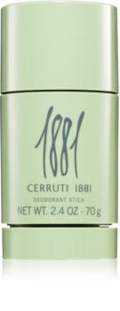 Cerruti 1881 pour Homme Deodorant Stick for Men 75 g