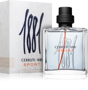 Cerruti Cerruti 1881 Sport Eau de Toilette für Herren 100 ml