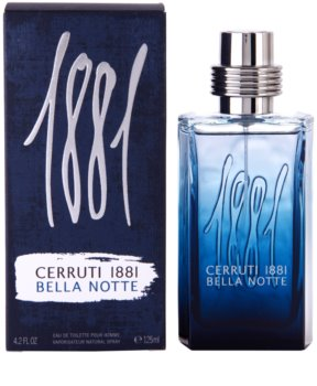 Cerruti 1881 Bella Notte Eau de Toilette voor Mannen 125 ml