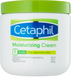 Cetaphil Moisturizers crème hydratante pour peaux sèches et sensibles