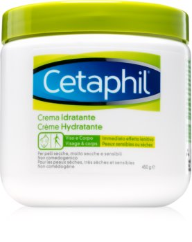Cetaphil Moisturizers intensief hydraterende crème voor Gezicht en Lichaam