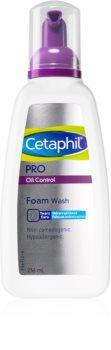 Cetaphil PRO Oil Control mousse nettoyante pour peaux grasses