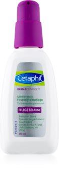 Cetaphil DermaControl crème matifiante hydratante pour peaux acnéiques SPF 30