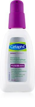 Cetaphil DermaControl hydratačný zmatňujúci krém pre pleť s akné SPF 30
