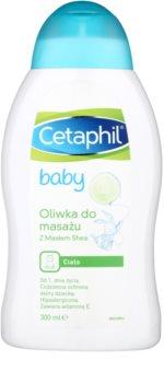 Cetaphil Baby ulei de masaj pentru nou-nascuti si copii