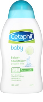 Cetaphil Baby hydratační balzám pro děti od narození