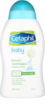 Cetaphil Baby зволожуючий бальзам для дітей від народження