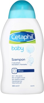 Cetaphil Baby sampon delicat pentru nou-nascuti si copii