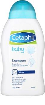 Cetaphil Baby м'який шампунь для дітей від народження