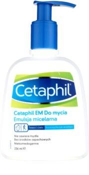 Cetaphil EM mizellen Reinigungsemulsion mit Pumpe