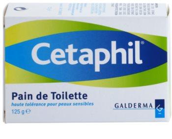 Cetaphil Cleansers savon nettoyant pour peaux sèches et sensibles