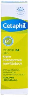 Cetaphil DA Ultra інтенсивний зволожуючий крем для місцевого застосування