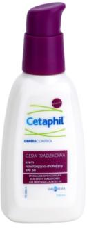 Cetaphil DermaControl hidratáló mattító krém SPF 30