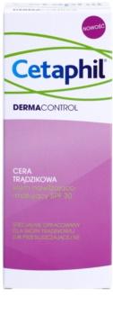 Cetaphil DermaControl crema matifianta si hidratanta SPF30