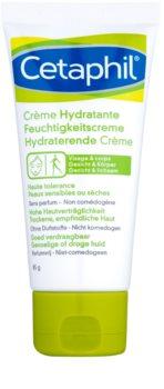 Cetaphil Moisturizers hydratačný krém na tvár a telo pre suchú až citlivú pleť
