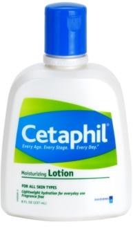 Cetaphil Moisturizers lait corporel hydratant pour tous types de peau