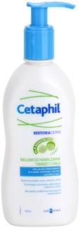 Cetaphil RestoraDerm hydratačný balzam na telo a tvár