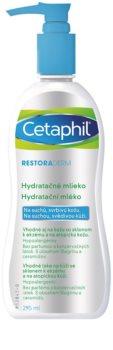 Cetaphil RestoraDerm зволожуючий крем для тіла для подразненої та схильної до свербіння шкіри