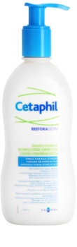 Cetaphil RestoraDerm Hydraterende Bodycrème voor Jeuk en Geirriteerde Huid