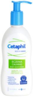 Cetaphil RestoraDerm crema corporal hidratante para pieles irritadas con picor