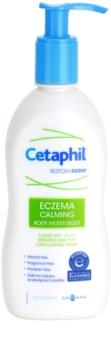 Cetaphil RestoraDerm crema de corp hidratanta pentru piele iritata si cu mancarimi