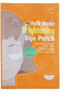 Cettua Clean & Simple masque illuminateur contour des yeux