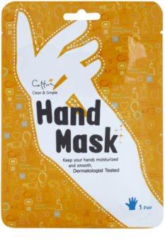 Cettua Clean & Simple mascarilla nutritiva para manos
