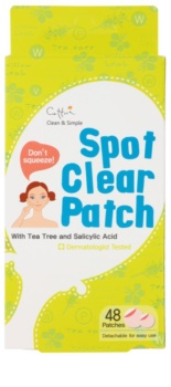 Cettua Spot Clear Cleaning Patch For Local Treatement