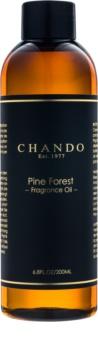 Chando Fragrance Oil Pine Forest náplň do aroma difuzérů 200 ml