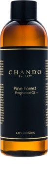 Chando Fragrance Oil Pine Forest Refill for aroma diffusers 200 ml