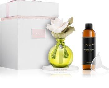 Chando Myst Jasmine & Plumeria aroma difuzor s polnilom 200 ml