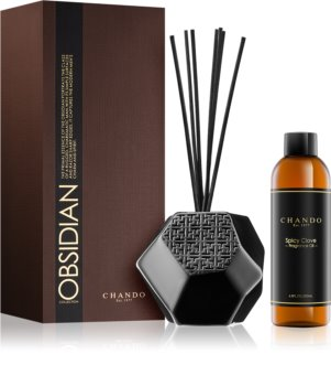 Chando Obsidian Spicy Clove aroma difuzor s polnilom 200 ml